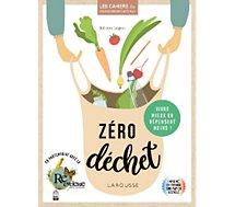 Livre de cuisine Larousse  Zero dechet