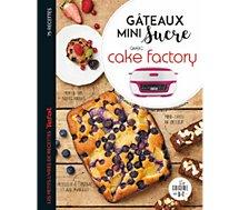 Livre de cuisine Dessain Et Tolra  Gateaux mini sucre avec Cake Factory