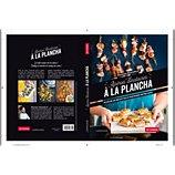 Livre de cuisine Le Marquier  tapas Plancha Parution Avril 20 LAROUSSE