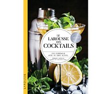 Livre de cuisine Larousse  Le larousse des cocktails