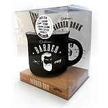 Coffret cuisine Larousse  Gentlemen barber box