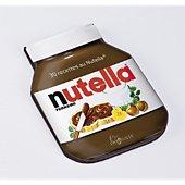 Livre de cuisine Larousse 30 recettes au Nutella