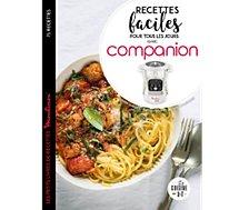 Livre de cuisine Larousse  Recettes faciles avec Companion