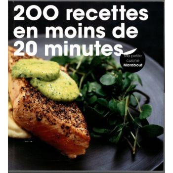 marabout 200 recettes en moins de 20 minutes livre de cuisine tablette de cuisine boulanger. Black Bedroom Furniture Sets. Home Design Ideas