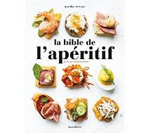 Livre de cuisine Marabout La bible de l'apéritif