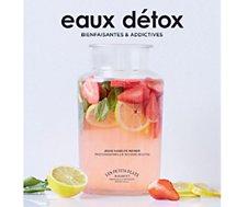 Livre de cuisine Marabout EAU DETOX