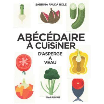 Marabout Abécédaire à cuisiner