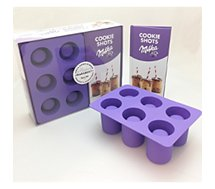 Coffret Marabout Cookie shots Milka