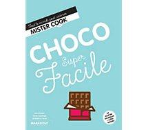 Livre de cuisine Marabout Choco super facile