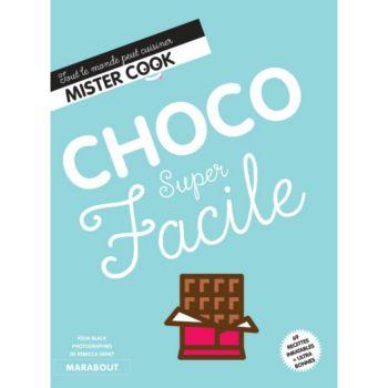 marabout choco super facile livre de cuisine tablette de cuisine boulanger. Black Bedroom Furniture Sets. Home Design Ideas