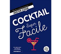 Livre de cuisine Marabout Cocktail super facile