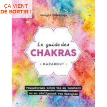 Marabout Le guide des chakras
