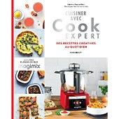 Livre de cuisine Marabout Cuisiner avec Cook Expert