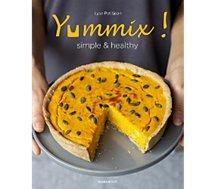 Livre de cuisine Marabout  Yummix simple et healthy