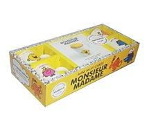 Coffret cuisine Marabout  Mini-mug cakes Monsieur Madame