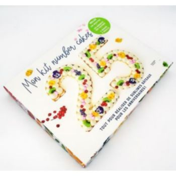 Marabout Number cake