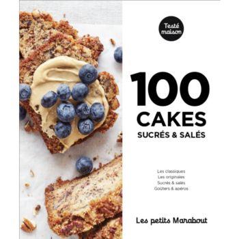 Marabout 100 recettes de cakes
