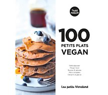 Livre de cuisine Marabout  100 recettes vegan