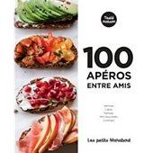 Livre de cuisine Marabout 100 aperos entre amis