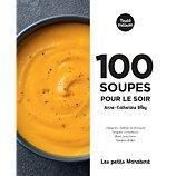 Livre de cuisine Marabout 100 soupes pour le soir