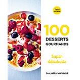 Livre de cuisine Marabout  Desserts supers debutants