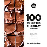 Livre de cuisine Marabout  100 recettes chocolat