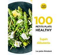 Livre de cuisine Marabout  100 petits plats healthy  super de