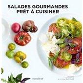 Livre de cuisine Marabout Pret a cuisiner Salades gourmandes