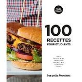 Livre de cuisine Marabout 100 recettes pour etudiants