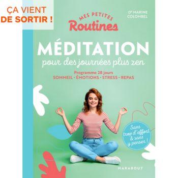 Marabout Meditation pour journees plus zen