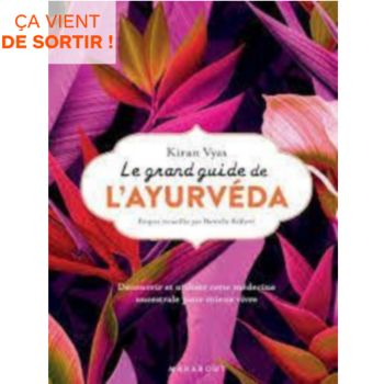 Marabout Le Grand guide de l'ayurveda