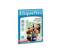 Papier créatif Micro Application etiquettes standard