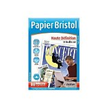 Papier créatif Micro Application  30f A4 Bristol Recto Verso