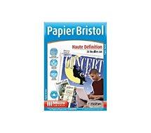 Papier créatif Micro Application  30f A4 Bristol Recto Verso