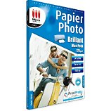 Papier photo Micro Application  Photo Maxi Pack A4 Brillant 170g/m2 50f