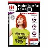 Papier créatif Micro Application Transfert textile Laser