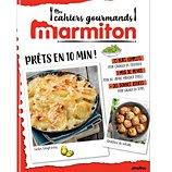 Livre de cuisine Playbac  Cahiers gourmands prets en 10 min