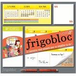 Livre de cuisine Playbac  frigobloc hebdo 2020