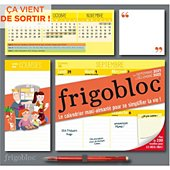 Calendrier Playbac frigobloc hebdo 16 mois 2021 2022