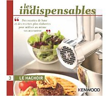 Livre de cuisine Kenwood  Le Hachoir