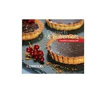 Livre de cuisine Kenwood Desserts et entremets