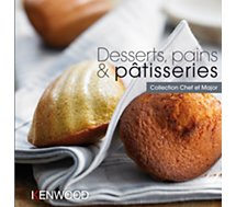 Livre de cuisine Kenwood  Desserts, pains & pâtisseries