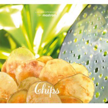 Mastrad Chips 30 recettes
