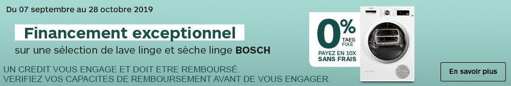économies fantastiques grande remise de 2019 choisir le plus récent Accessoire lave-vaisselle - Bosch | Boulanger