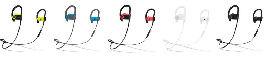 Ecouteur Sport BEATS PowerBeats3 couleur