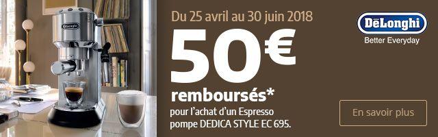 50 EUROS REMBOURSES !