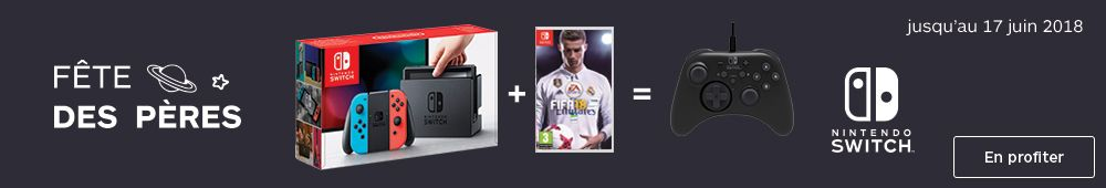 Offre Switch + Fifa