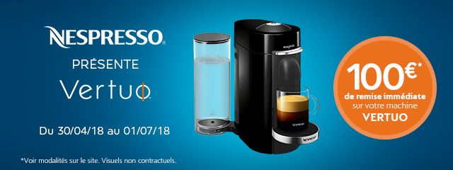 VERTUO A 99€