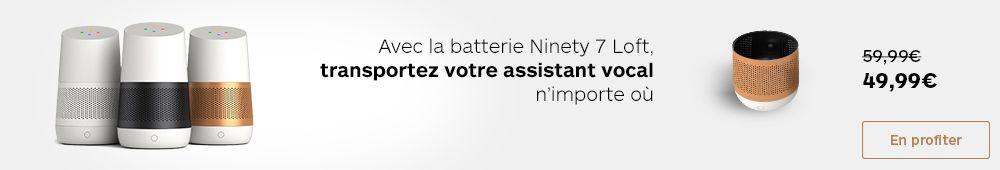 Batterie google Home