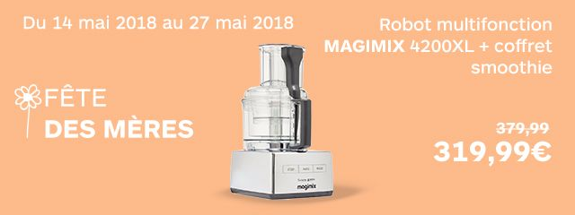 robot magimix 4200 XL